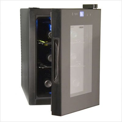 6-Bottle Capacity Wine Cellar with Touch