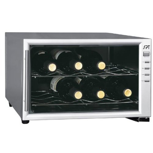 Sunpentown WC-08 ThermoElectric 8-Bottle Wine Cooler